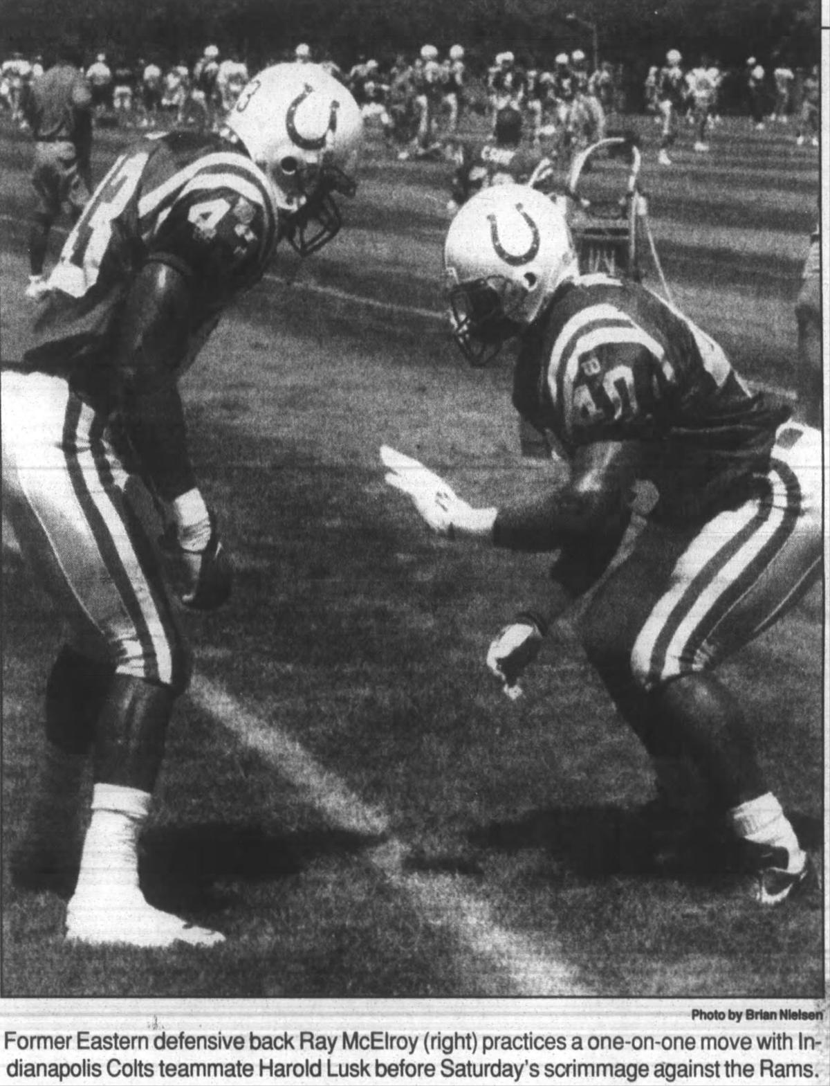 e889c3b7 🏈 To the Endzone: NFL players Panther history | Football | herald ...
