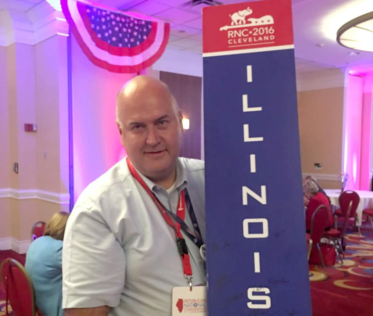 Gramm at Republican Convention 2016