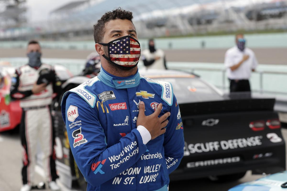 Noose Found In Stall Of Bubba Wallace At Alabama Nascar Race Motor Sports Herald Review Com