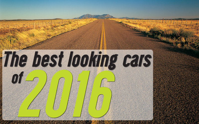 The best looking cars of 2016