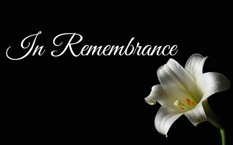 In Remembrance: Locals who passed on in May