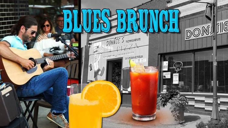 Blues Brunch with Joe Asselin