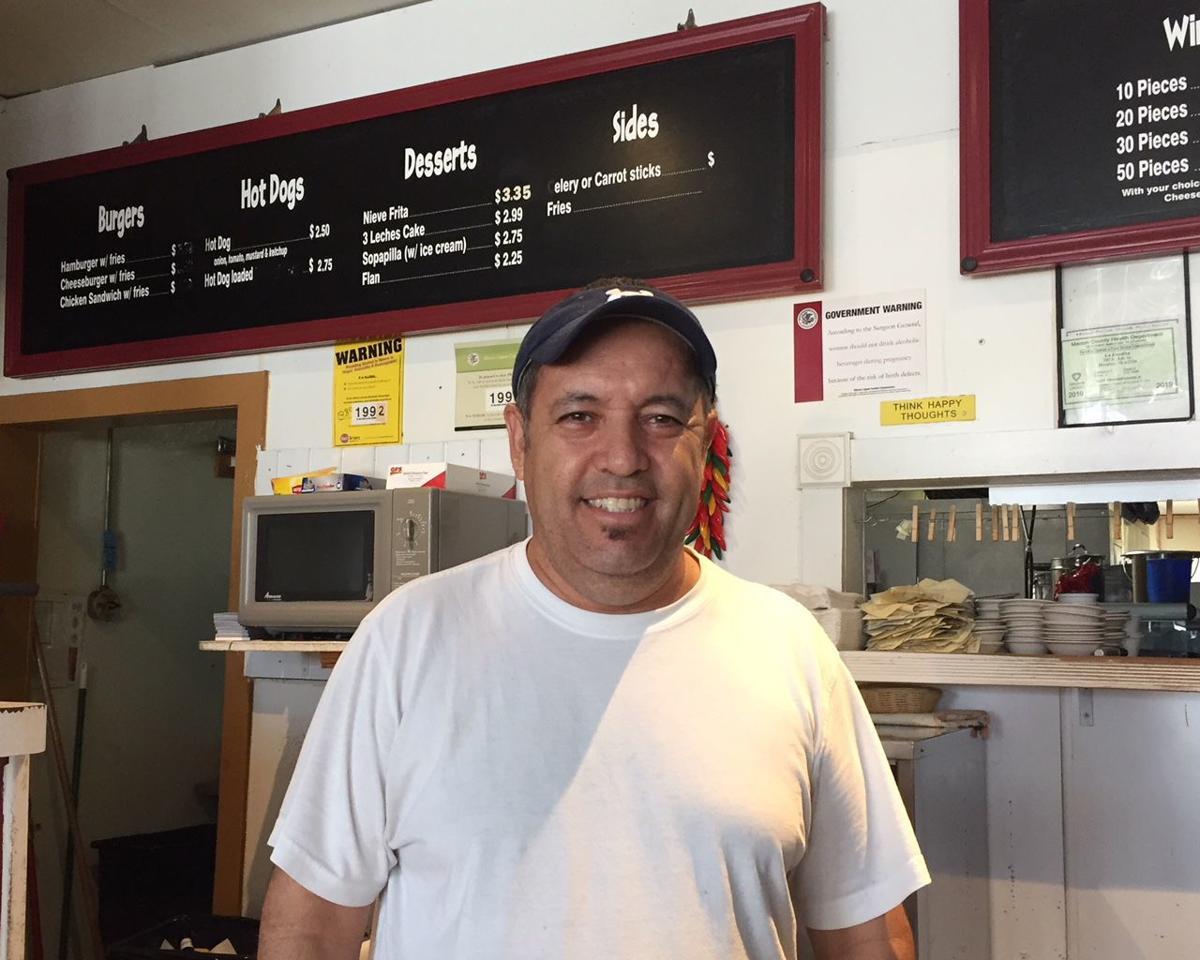 Raul Sustaita, owner of La Fondita