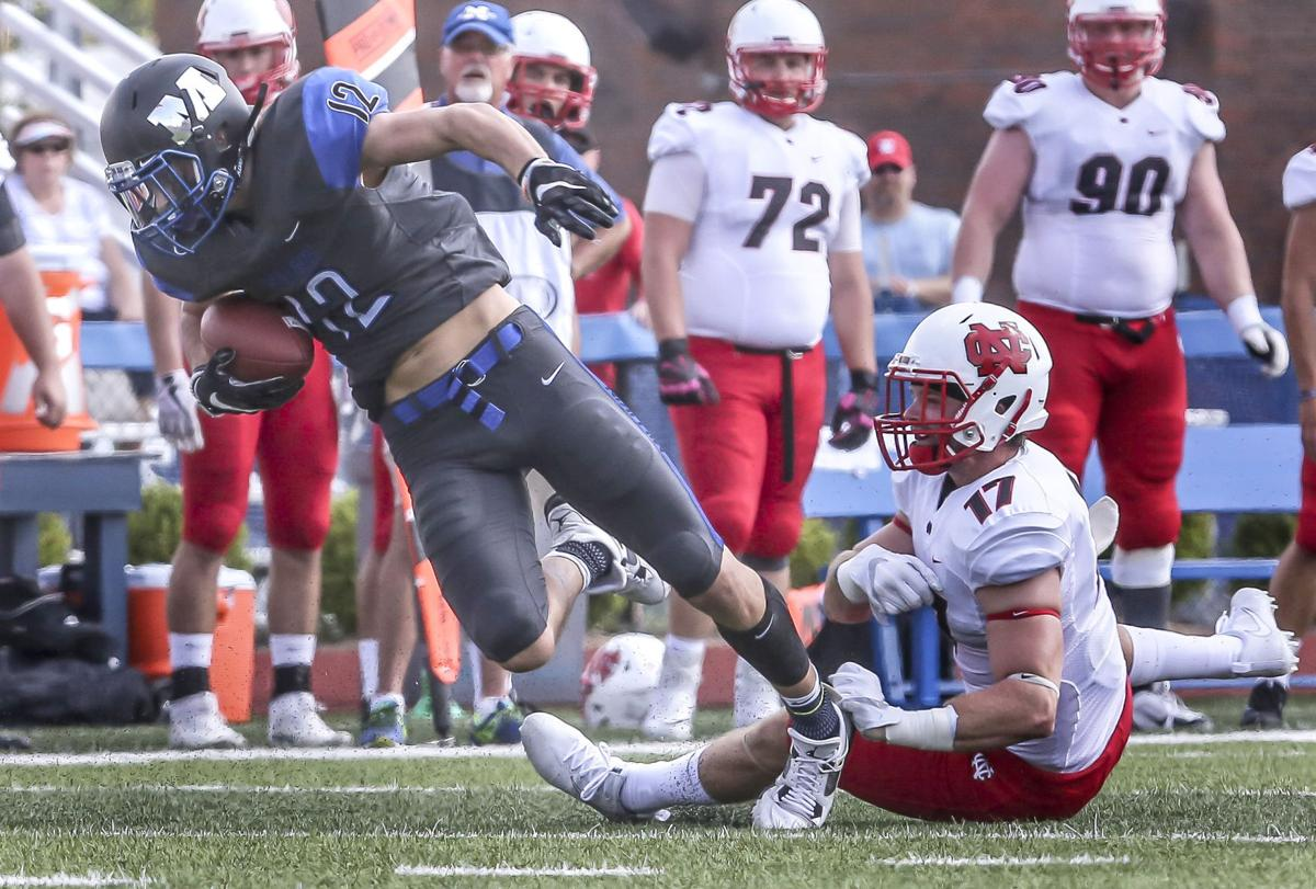 Four Millikin football players honored by CCIW | Millikin ...