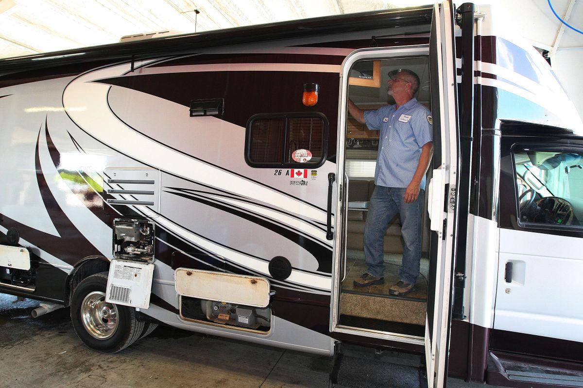 Rolling Comfort Rv Sales Gaining Speed Local Herald