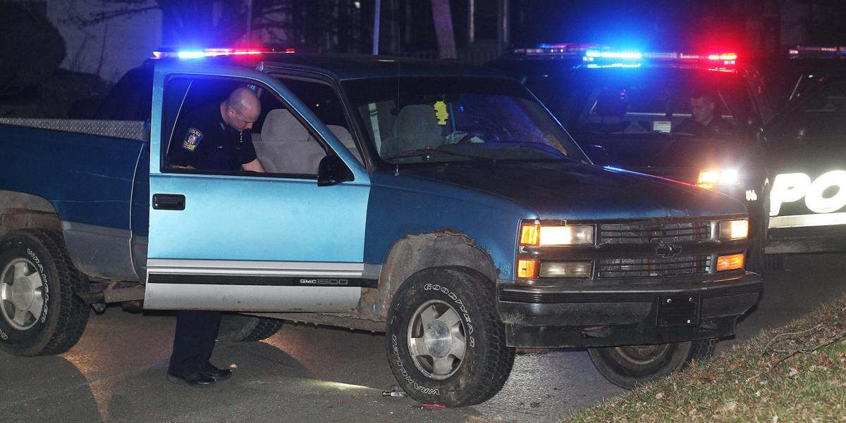 Decatur man accused of crashing into car, firing shots   Crime and ...