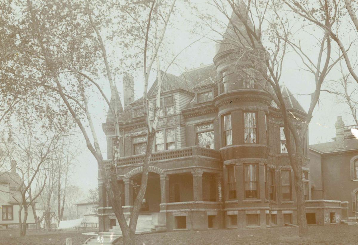 John H. Culver home
