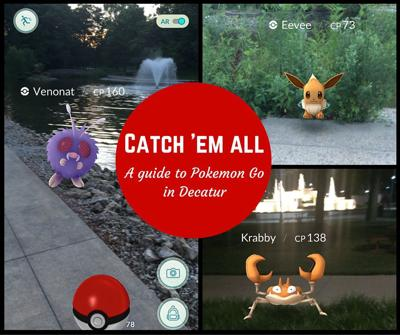 Catch 'em all: A guide