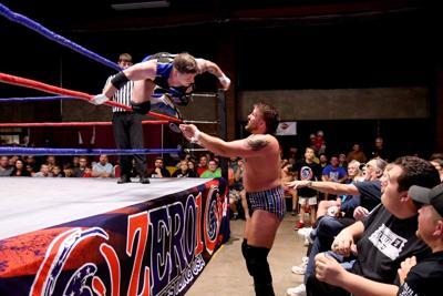 Decatur Rampage wrestling (copy)