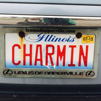 Illinois plates