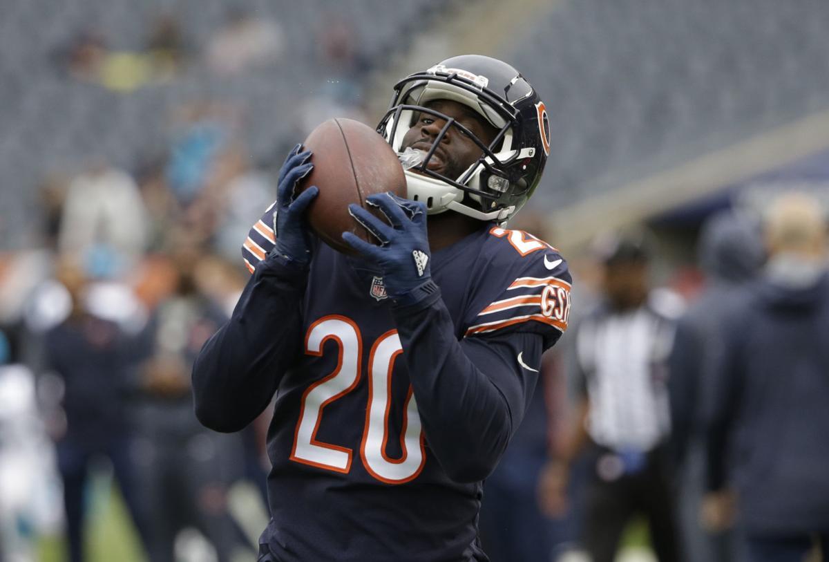 Panthers Bears Football