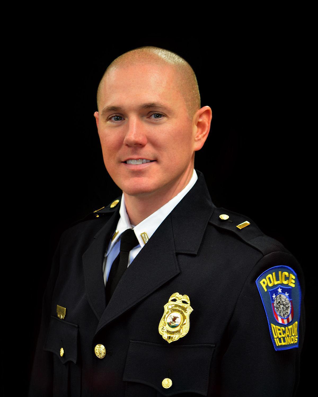 Deputy Chief Shane G. Brandel mug