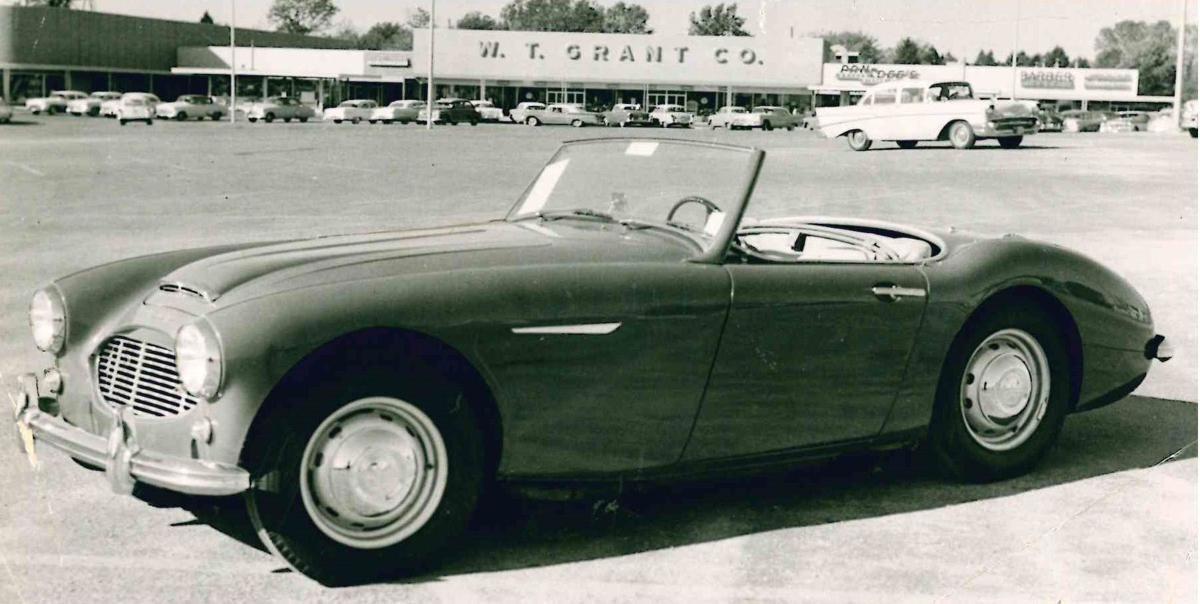 1959 Austin Healy