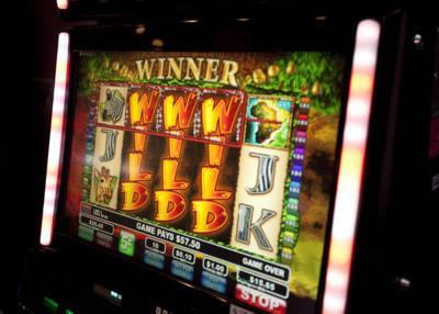 Video gambling file photo