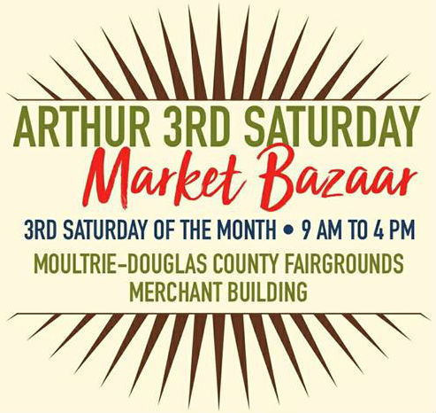 Arthur 3rd Saturday