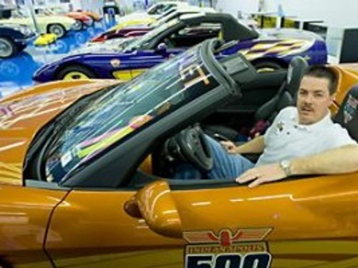 Metallic Dreams Decatur Businessman To Open Chevrolet Hall Of Fame Museum Local Herald Review Com