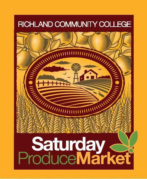Saturday Produce Market at Richland