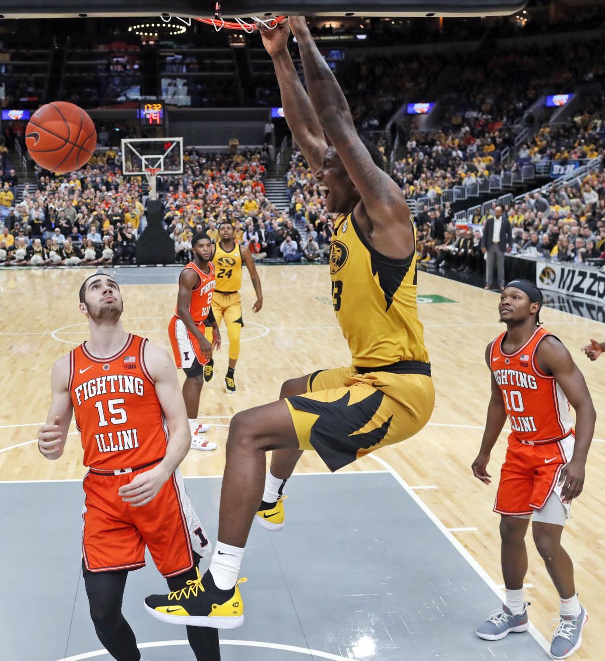 Missouri Illinois Basketball