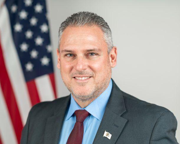 Rep. Keith Wheeler, R-Oswego