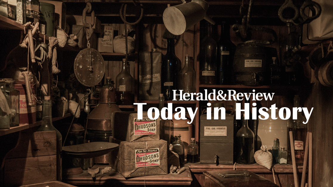 Herald & Review Almanac for May 7