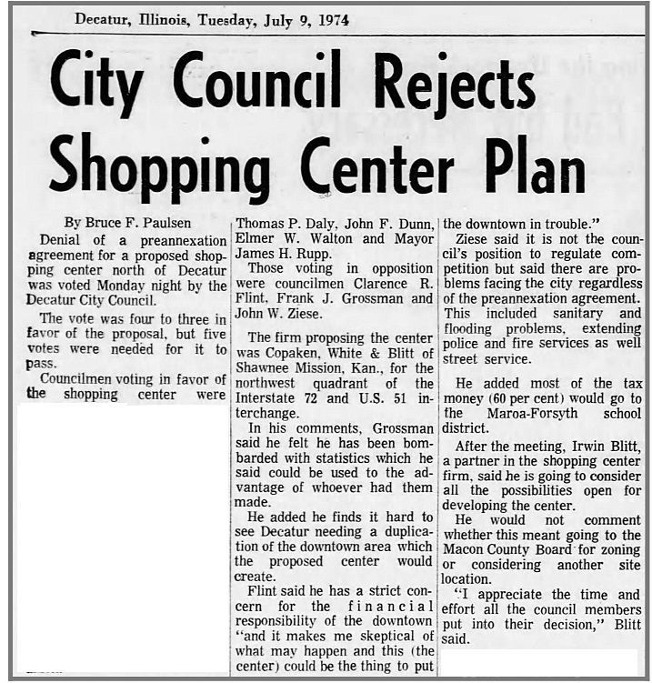 Decatur Herald July 9, 1974