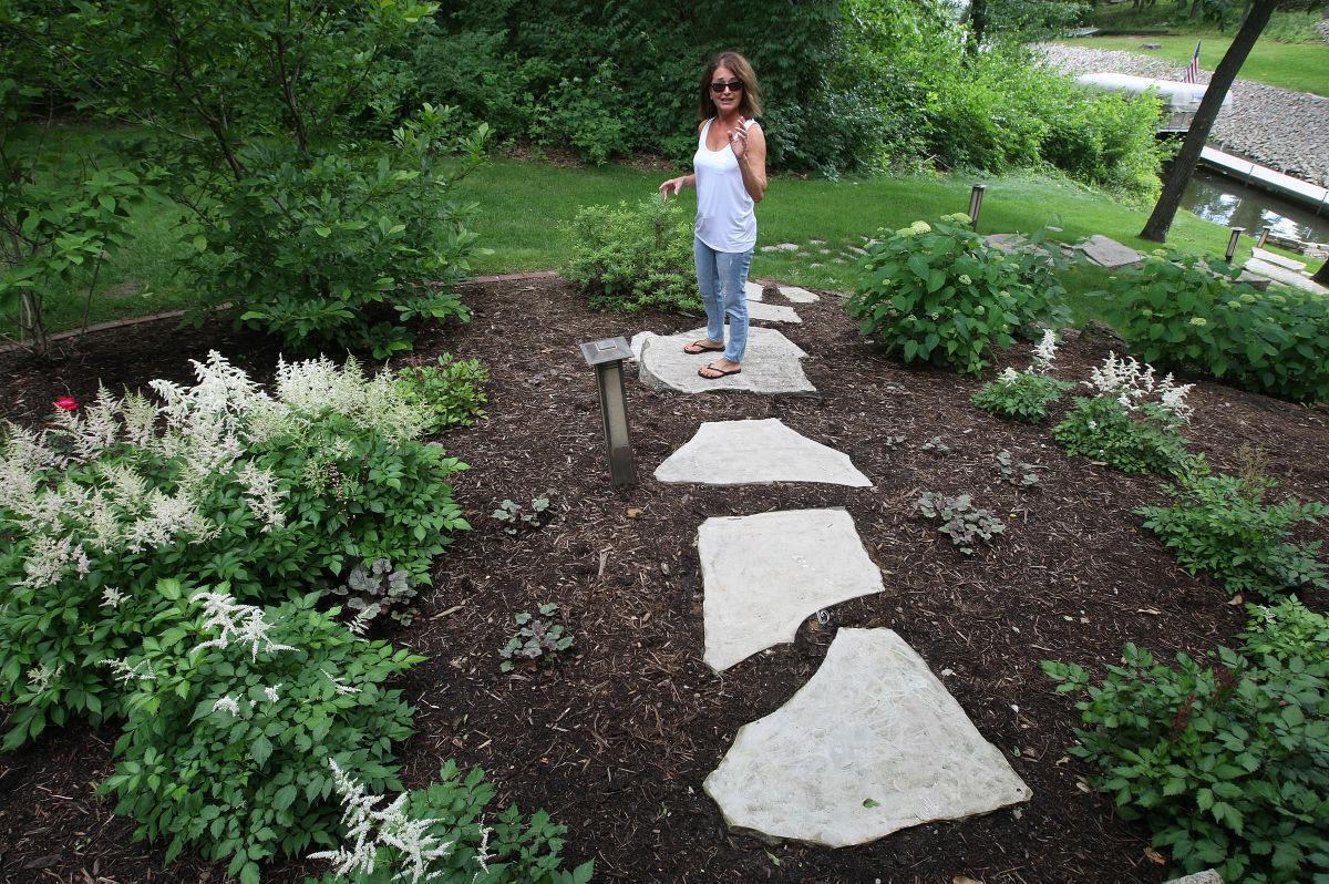 Garden Walks Beauty And High Maintenance Landscape Needn T