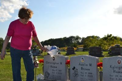 Memorial marks 15 years since drowning deaths of 3 children at