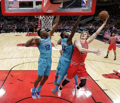 Bulls Harm Lottery Position With Another Win Basketball Herald