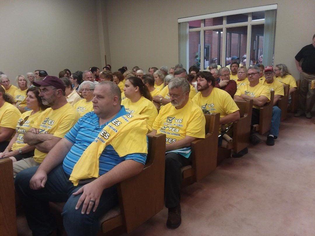 DeWitt County meeting file photo