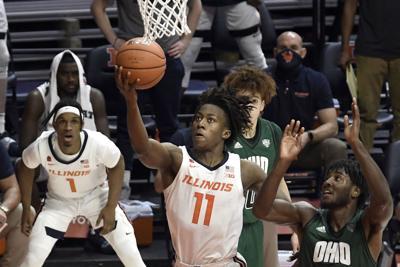 Ohio Illinois Basketball