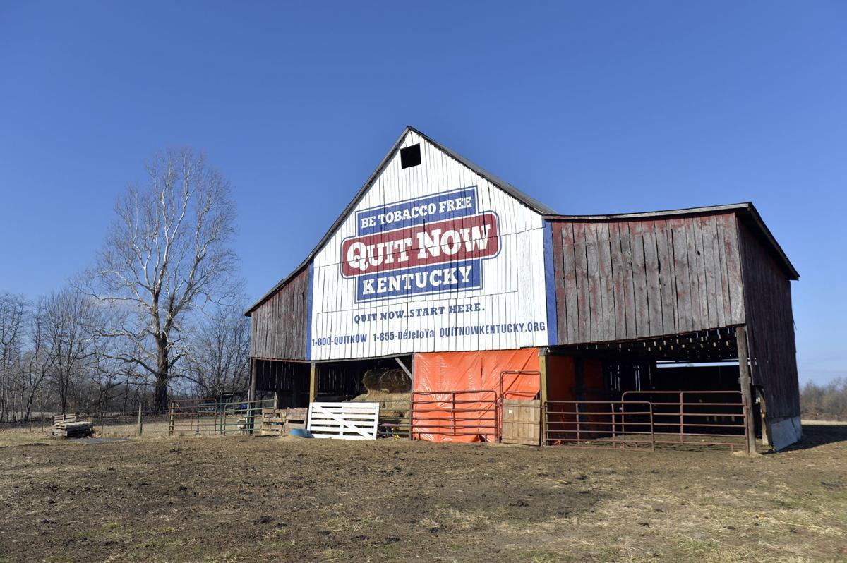 Tobacco Barns Anti-Smoking Messages