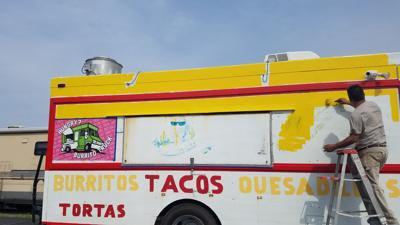 Burrito Truck 2021