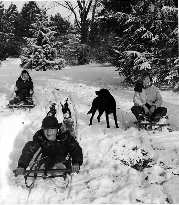 Photos: Looking Back At Winters Past : Gallery