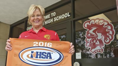 How skillful teacher, builder Deb Landsaw constructed Charleston girls golf