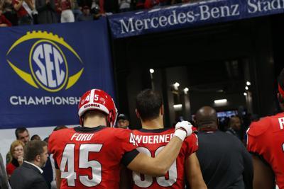 Georgia-Letdown Bowl Football