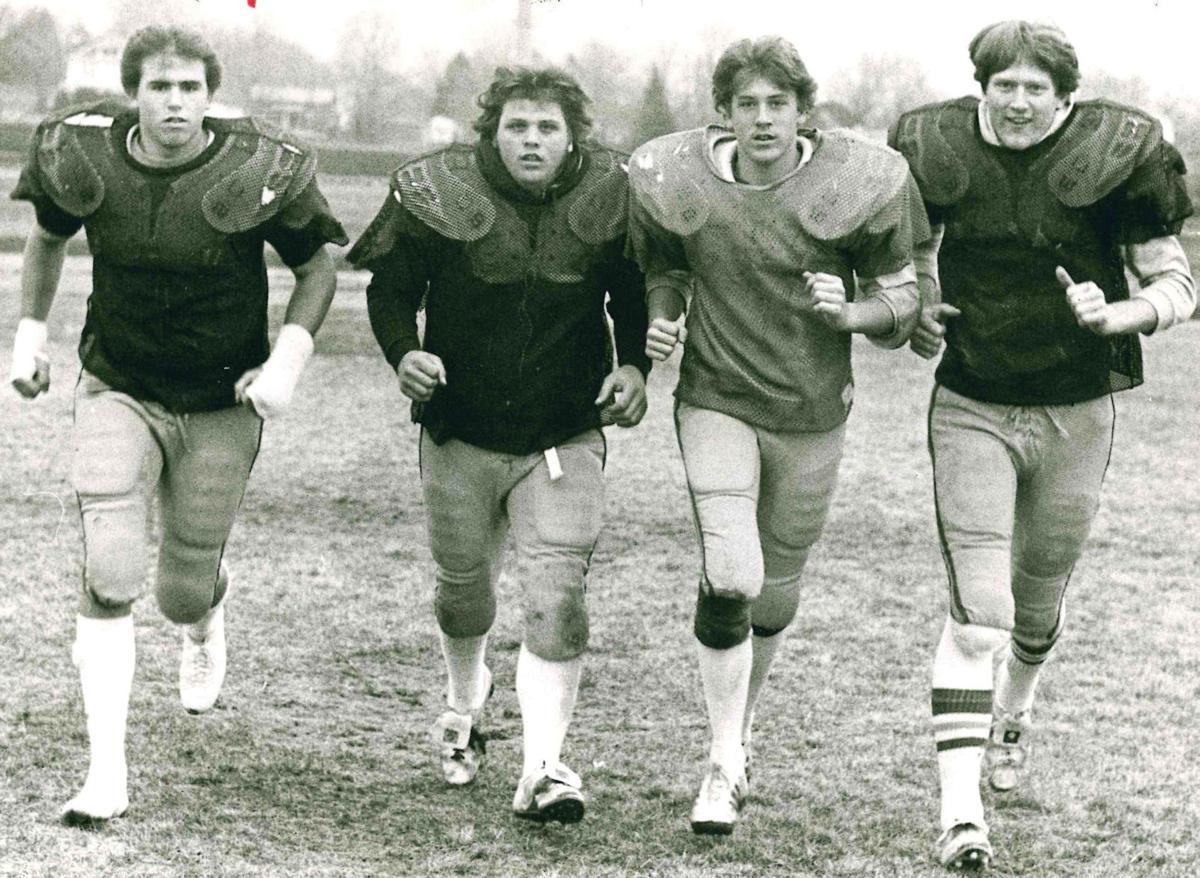 Maroa-Forsyth High School, 1981