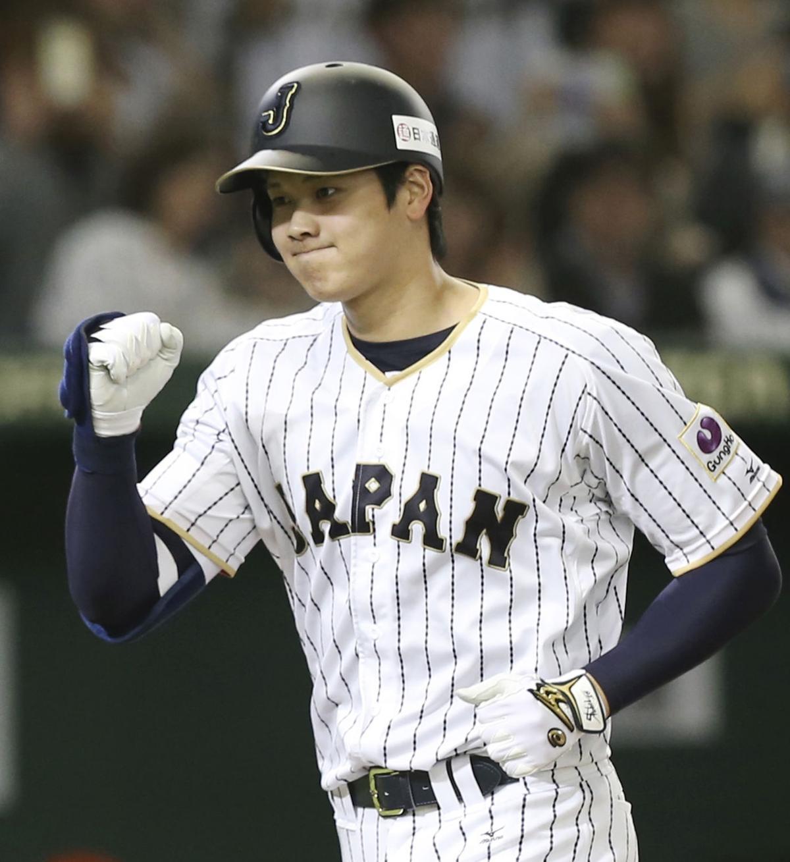 MLB Otani Baseball