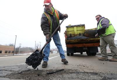 51,445 potholes: The monstrous task for Decatur road crews