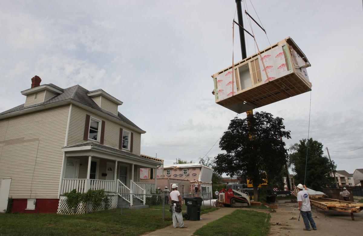New homes pop up near Oakwood | Government and Politics | herald ...