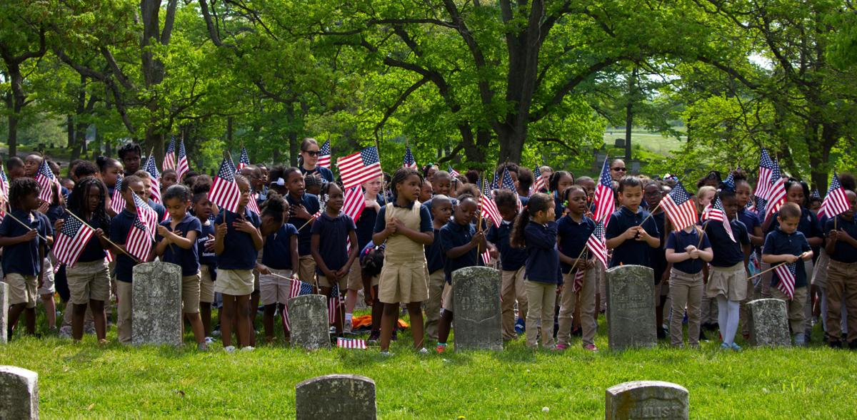 French STEM Academy at Greenwood Cemetery (copy)