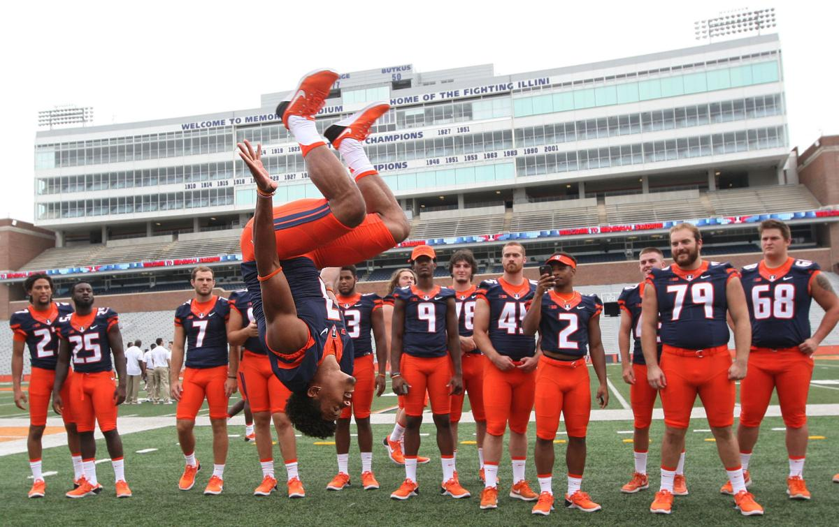 2016 university of illinois football schedule | | herald-review