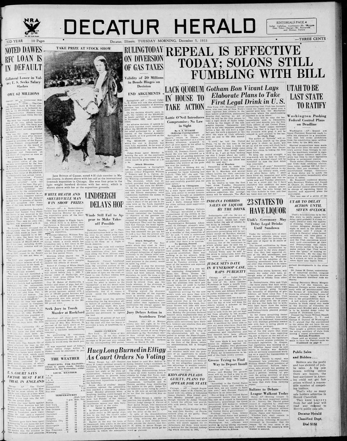 Dec. 5, 1933