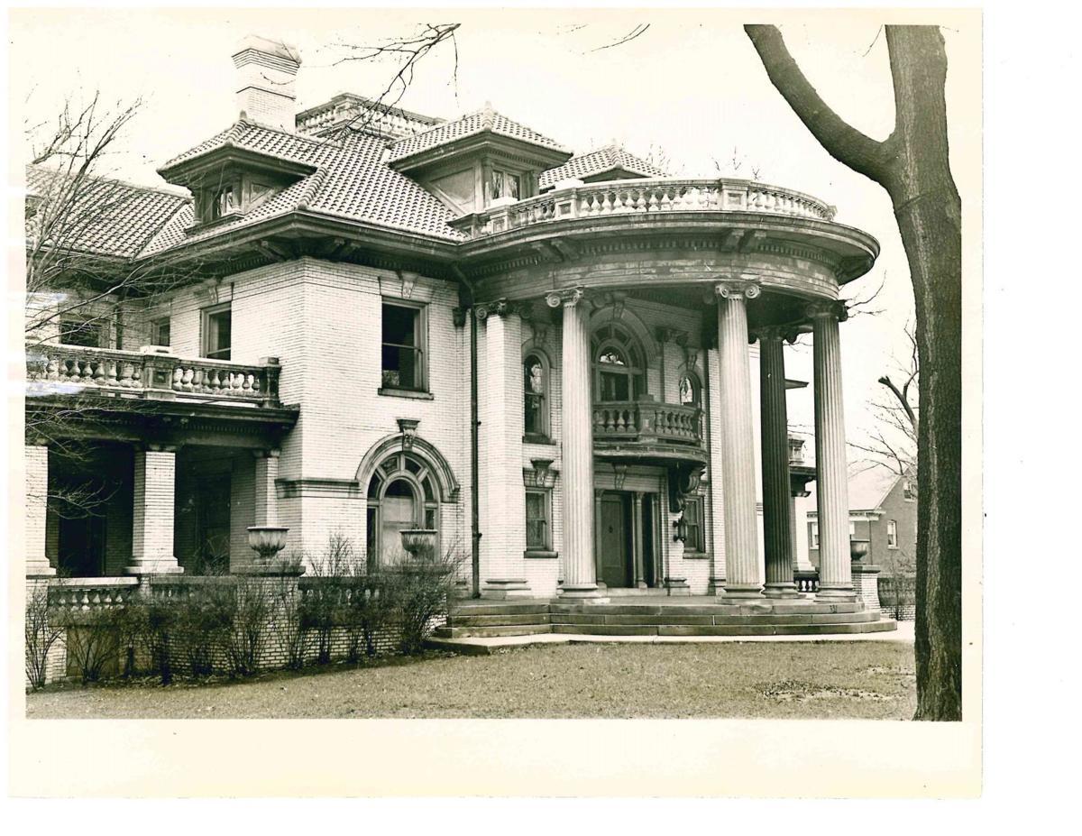 Powers mansion