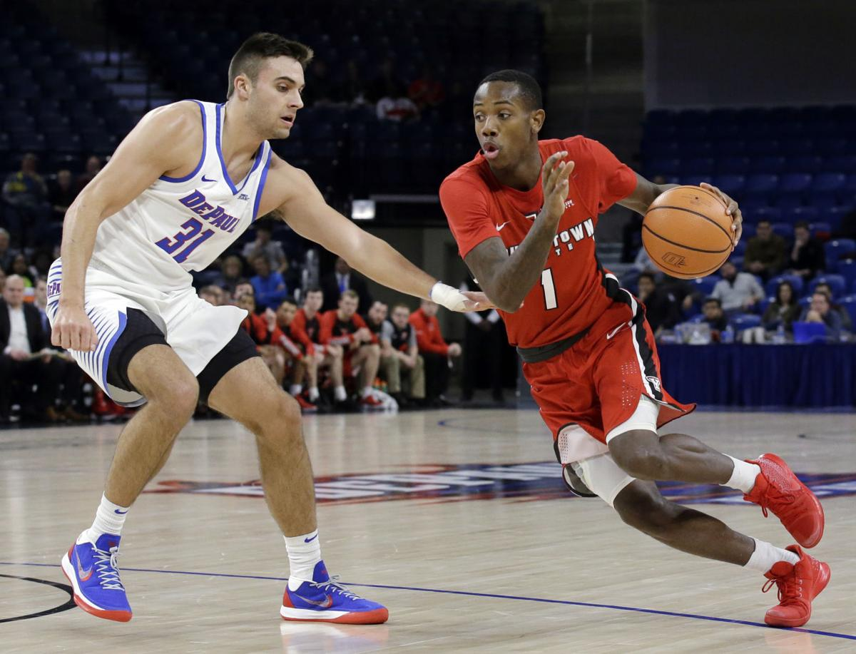 Youngstown DePaul Basketball