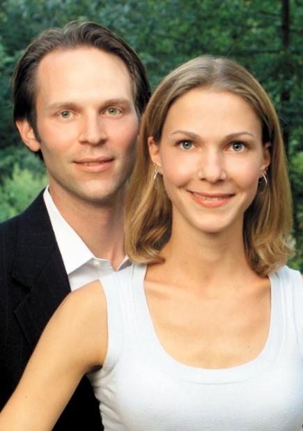 Michael Pyle And Chloe Schama