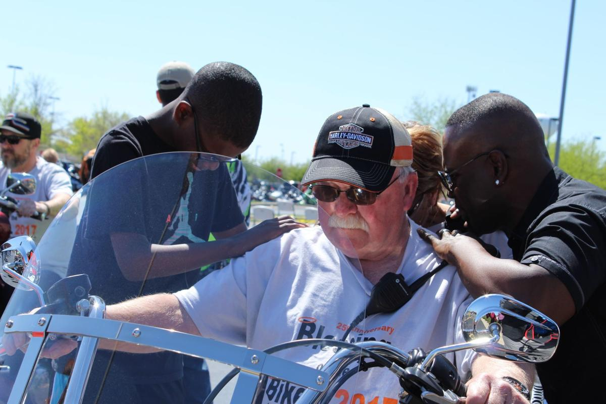 Coziahr Harley Davidson Blessing Of The Bikes