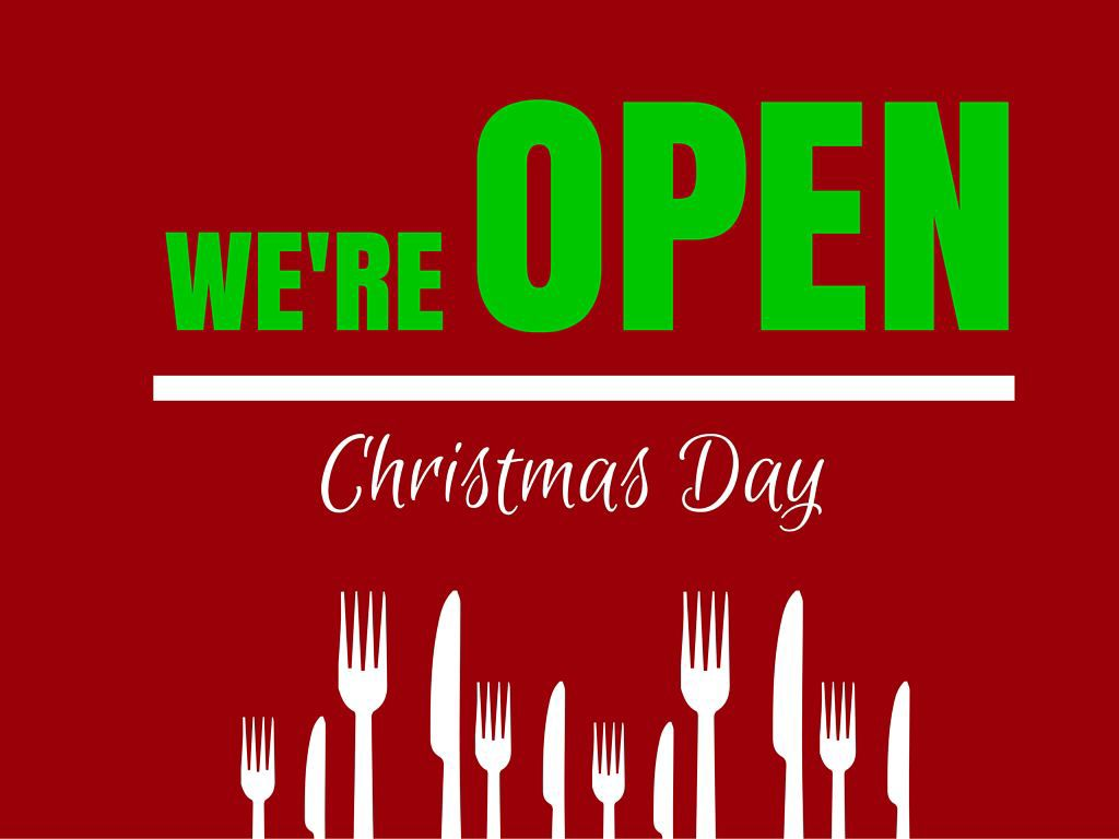 We're open: Christmas restaurant hours | Local | herald-review.com