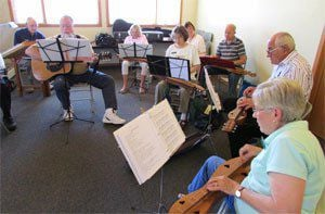 Dulcimer Club