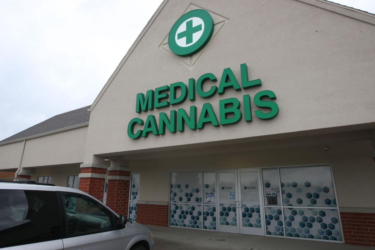 Cannabis dispensary 8.15.16