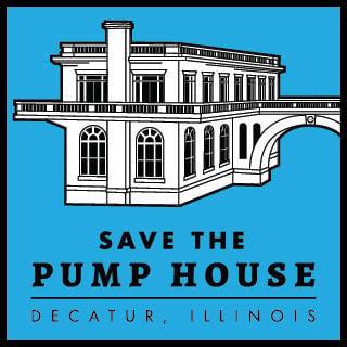 Save the Pumphouse logo